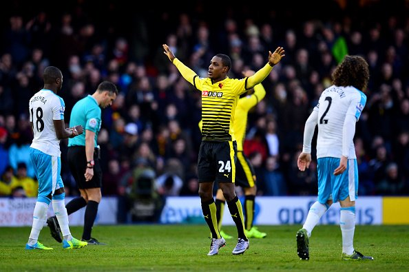Ighalo Bags Goal No.14 As Watford Pip Newcastle