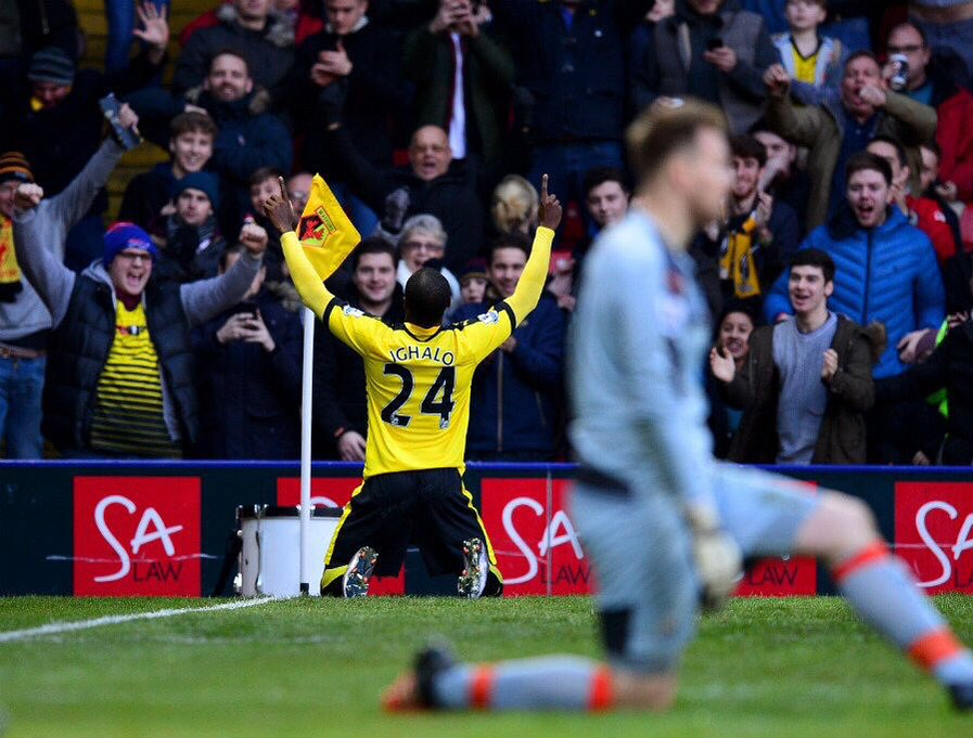 Ighalo Eyes FA Cup Success, Won't Underrate Forest