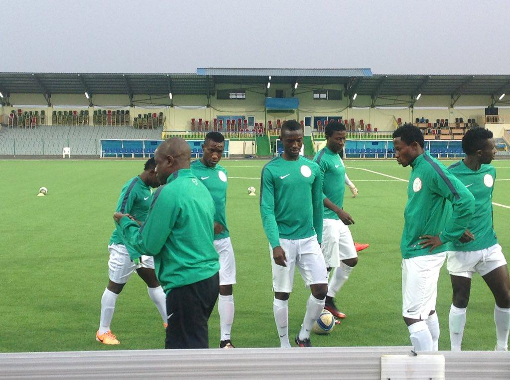Eagles' Obaroakpor: We're Sorry We Let Nigerians Down