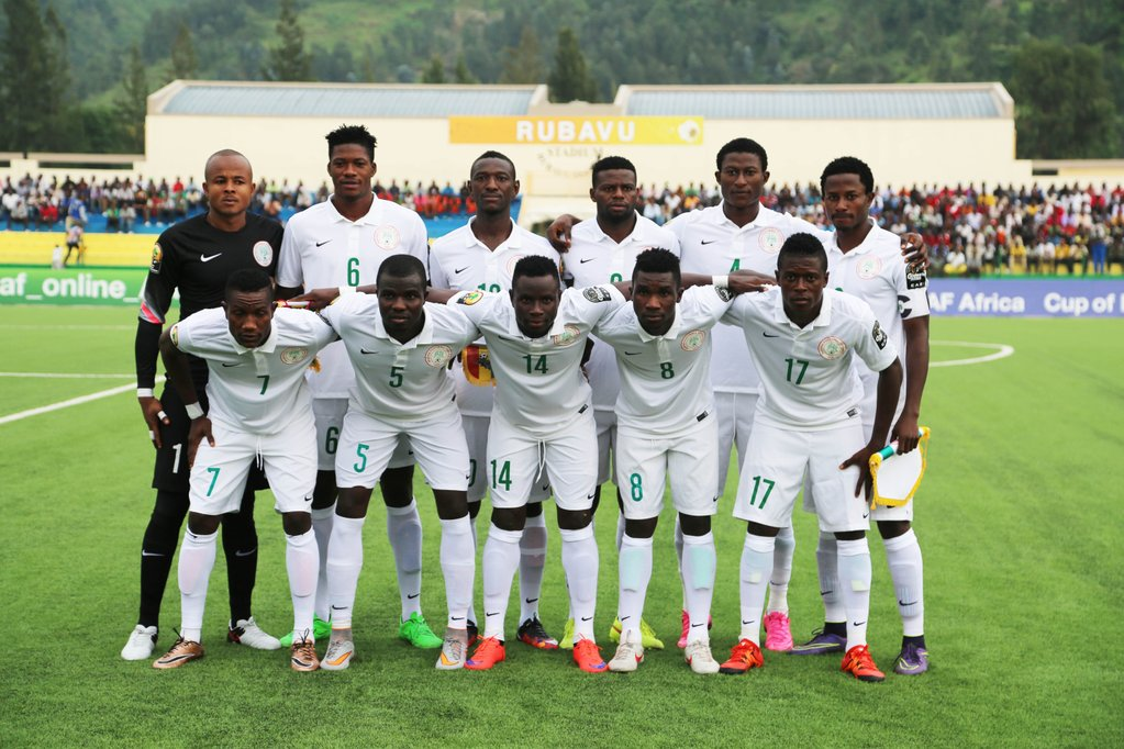 Chikatara, Okoro In 7 CHAN Eagles Good Enough For Main Squad