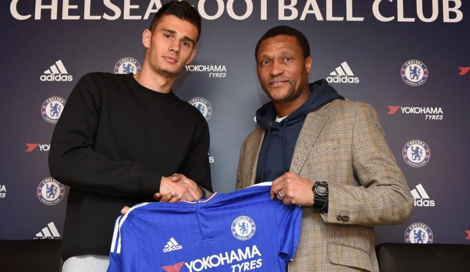 Chelsea Sign Miazga From New York Red Bulls