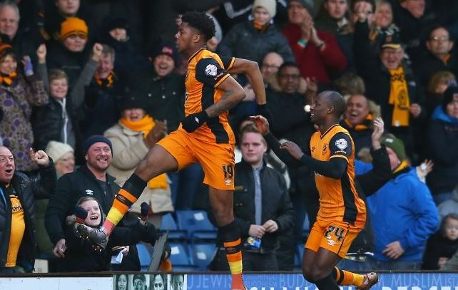FA Cup: Akpom Hits Hull Hat-trick As Ighalo Sends Watford Through