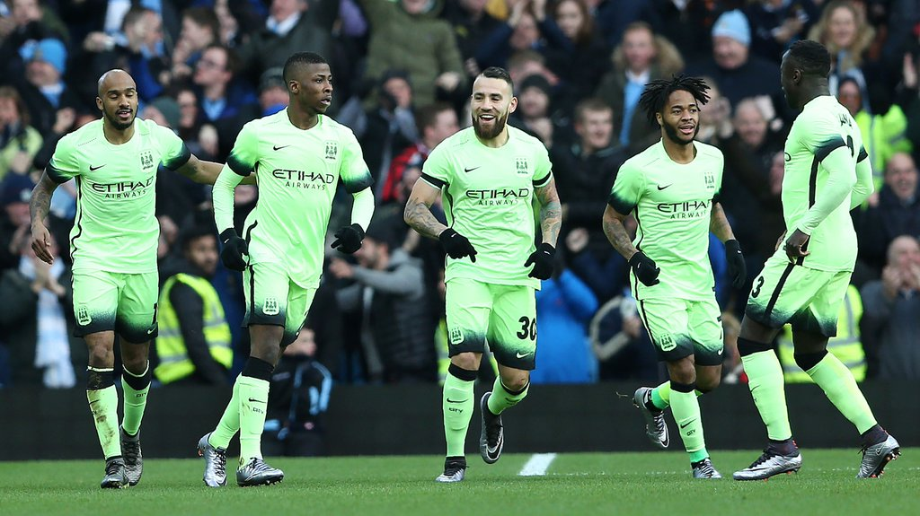BREAKING: Iheanacho, Akpom Bag FA Cup Hat-ticks; Ighalo Scores
