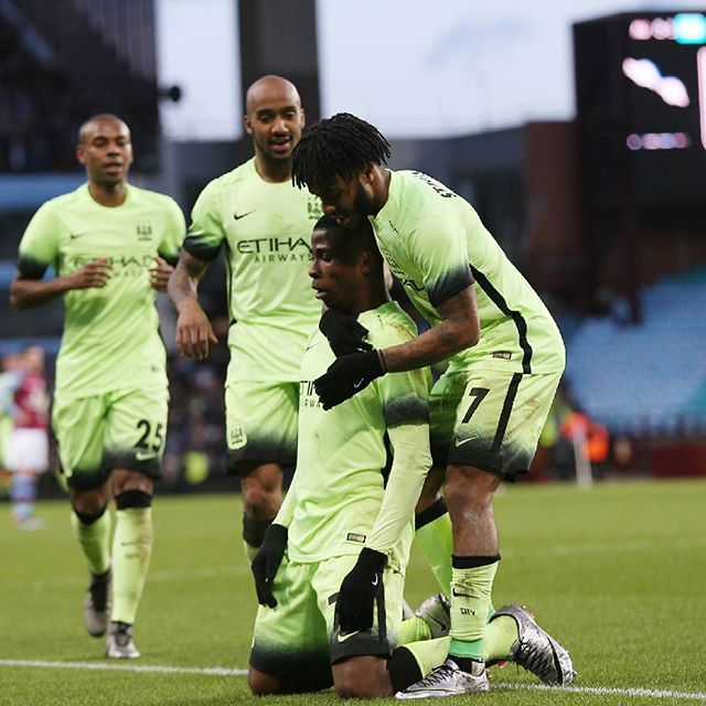 Iheanacho: Man City Hat-trick Not My Greatest Moment