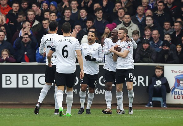Everton Ease Past Carlisle Into FA Cup Fifth Round