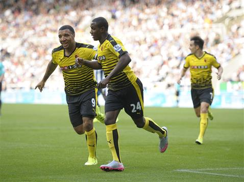 Deeney Assures Watford Partnership With Ighalo Not Ending Too Soon