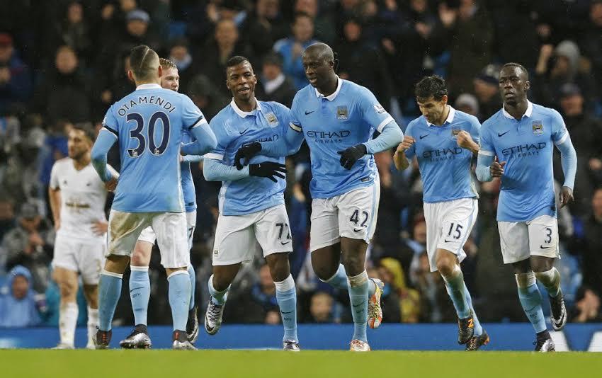Iheanacho Wants Champions League Action; PraisesAguero, Yaya