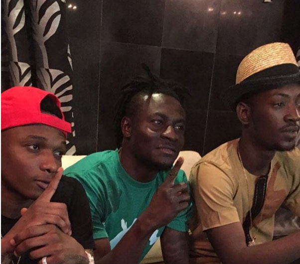 Martins Settles Fight Between Wizkid, Dammy Krane