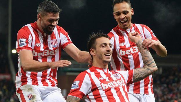 Fit-Again Osaze Delighted After Making Stoke Return Vs Norwich