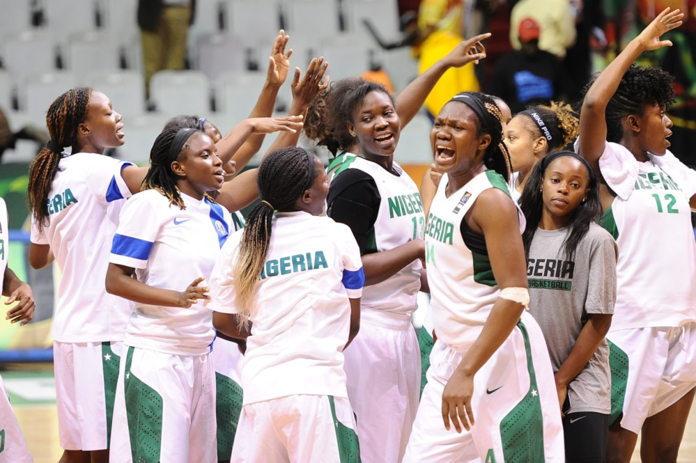 D'Tigress Draw Korea, Belarus In Olympic Qualifiers