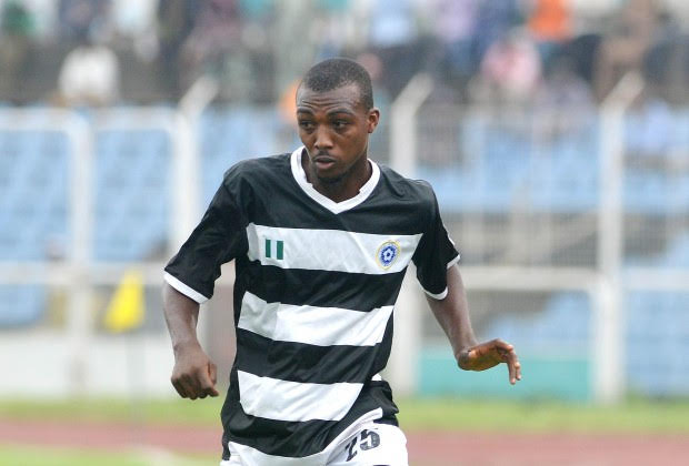 2016 CHAN: Gbadebo Finally Joins Eagles In Pretoria
