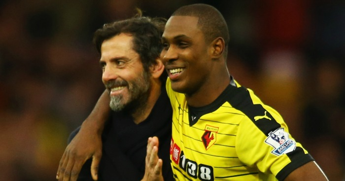 Watford Sweat Over Ighalo's Fitness; Final Test On Friday Ahead Match Vs Stoke City