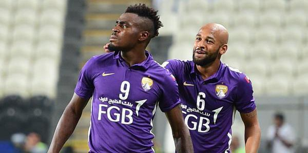 ​Al Ain Chief Blasts Emenike, Offers Him To China