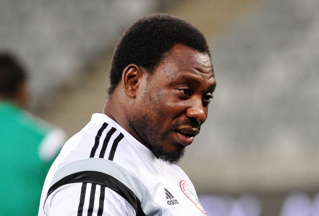 Daniel Amokachi in Cash-to-Play Claims
