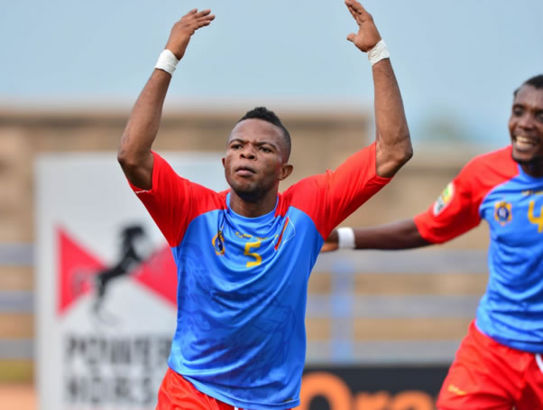 CHAN Group B: DRC Defeat Angola, Pick Q/final Ticket