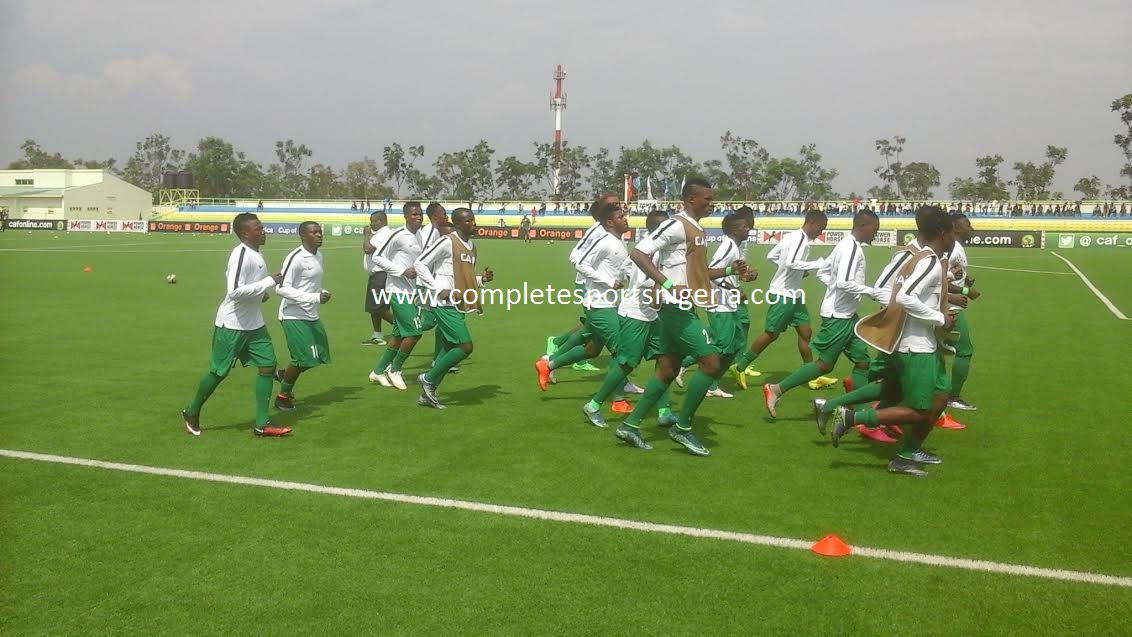 Unhappy Home Eagles To Arrive In Nigeria Thursday