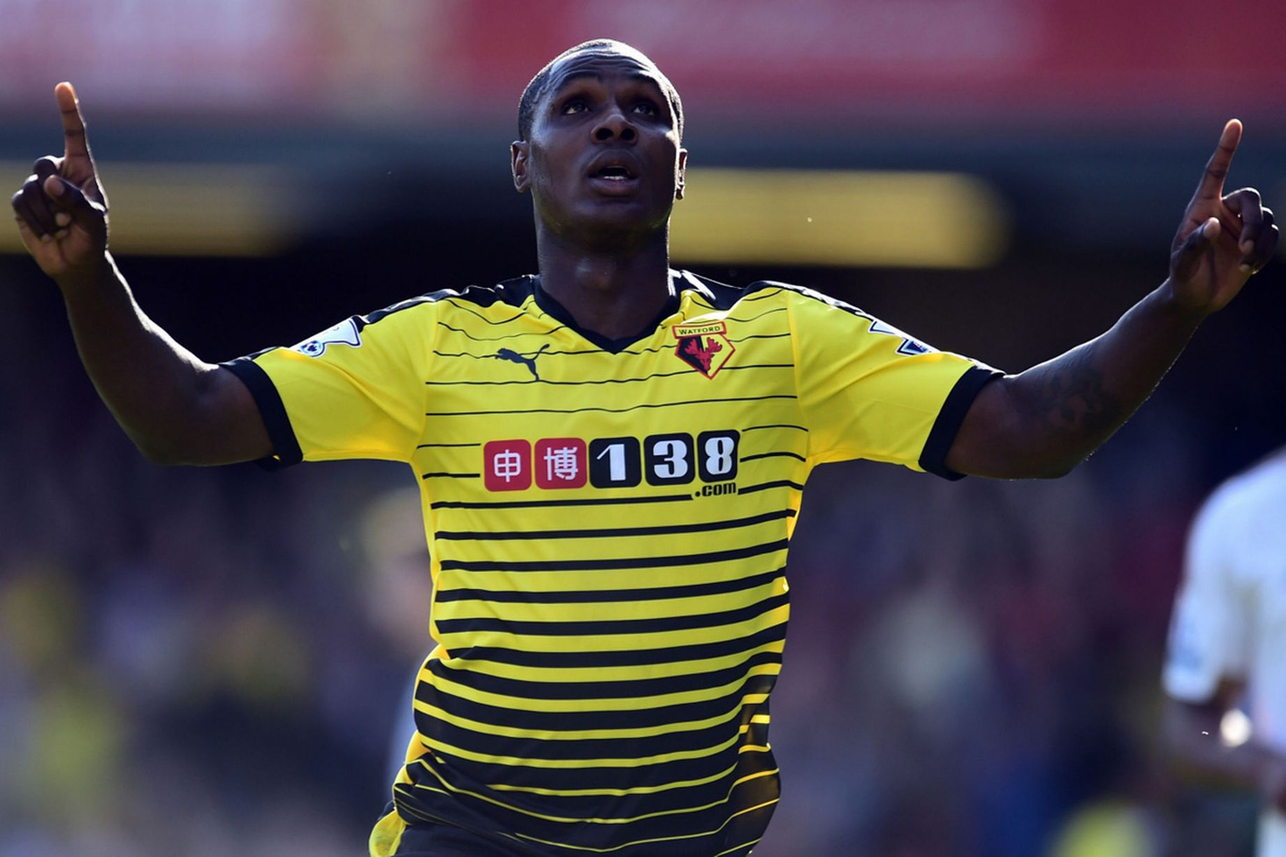 Loscuito: Ighalo Will Beat Vardy, Lukaku In EPL Top Scorer Race