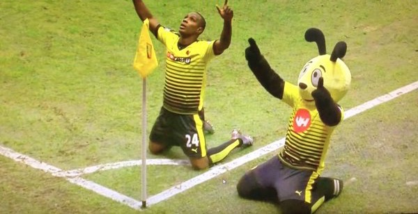 Ighalo Is EPL Best African Player For December 2015