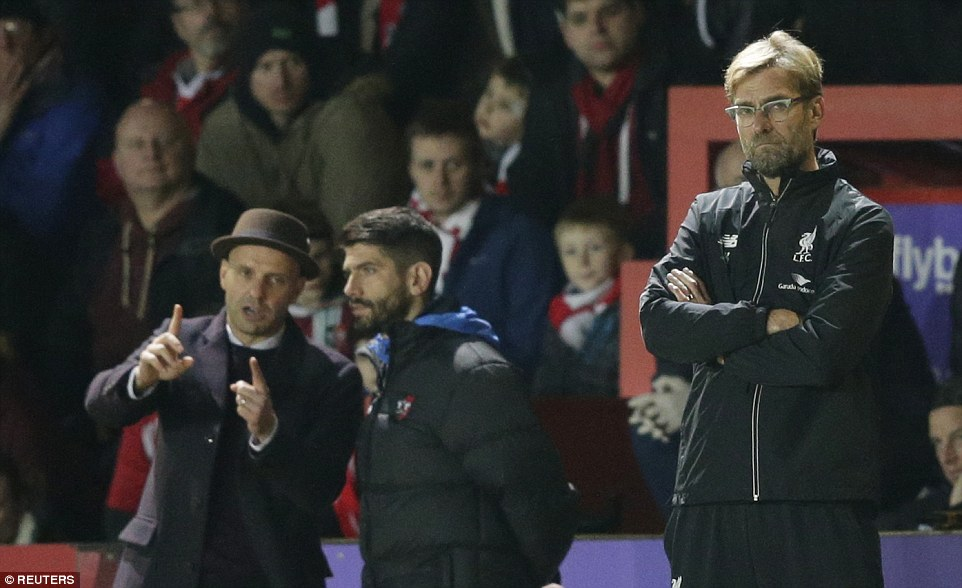 Klopp Shocked By Additional FA Cup Misery