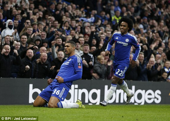 FA Cup: Mikel Benched As Chelsea Edge Scunthorpe, Advance To 4th Round