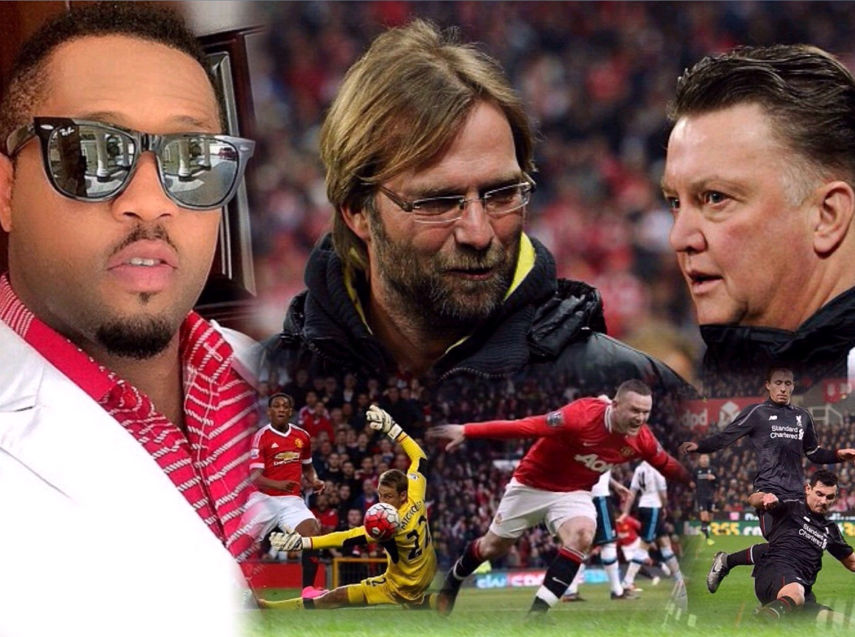 Super Sunday! Ezuruonye Expects Goal Harvest In Liverpool V Man United