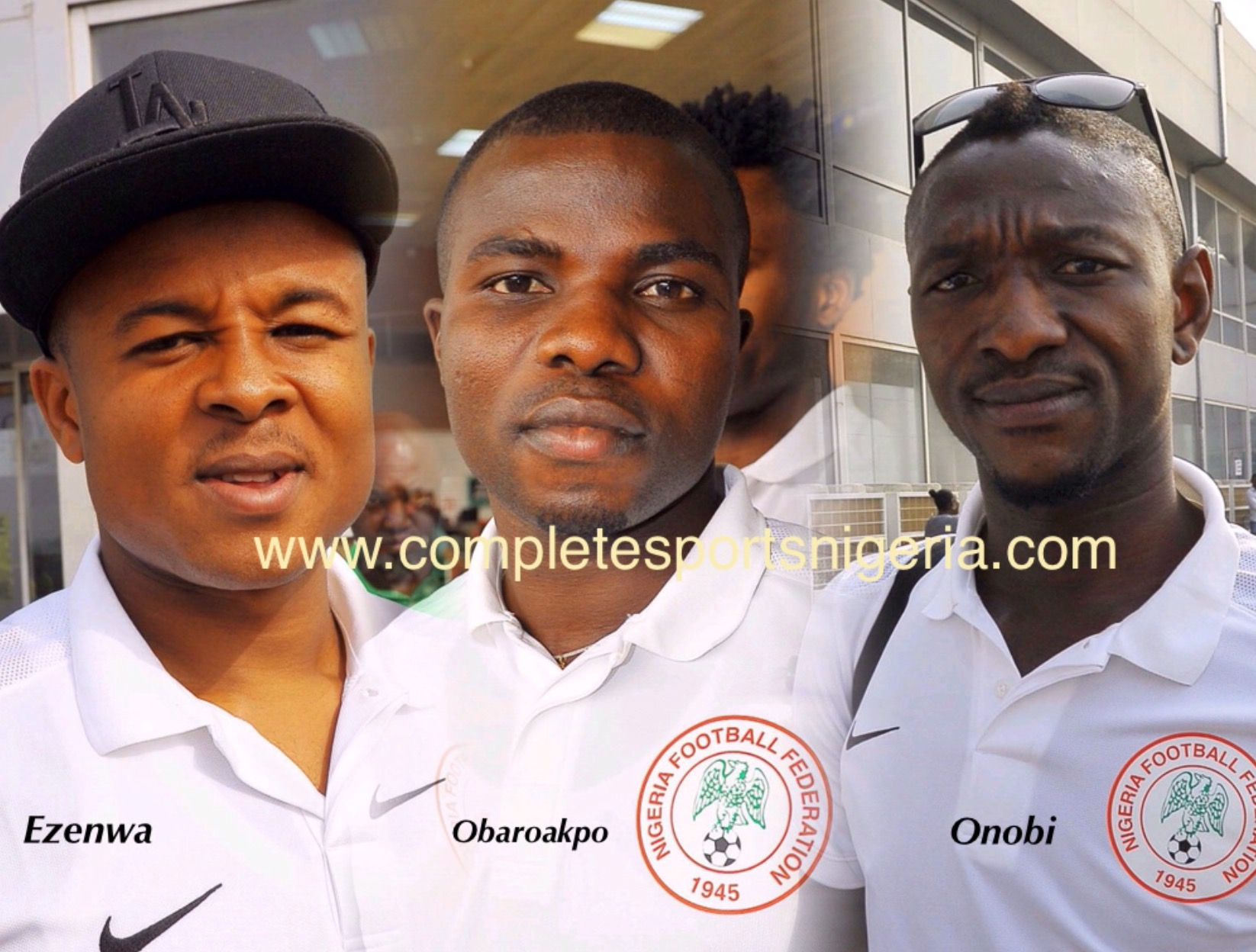 Obaroakpo: It's Disappointing To Miss Niger Game