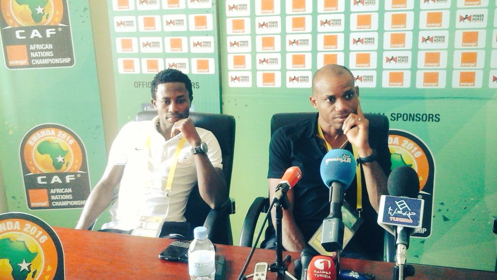 Akas: All Hopes Not Lost On Eagles Progress To Q/Finals