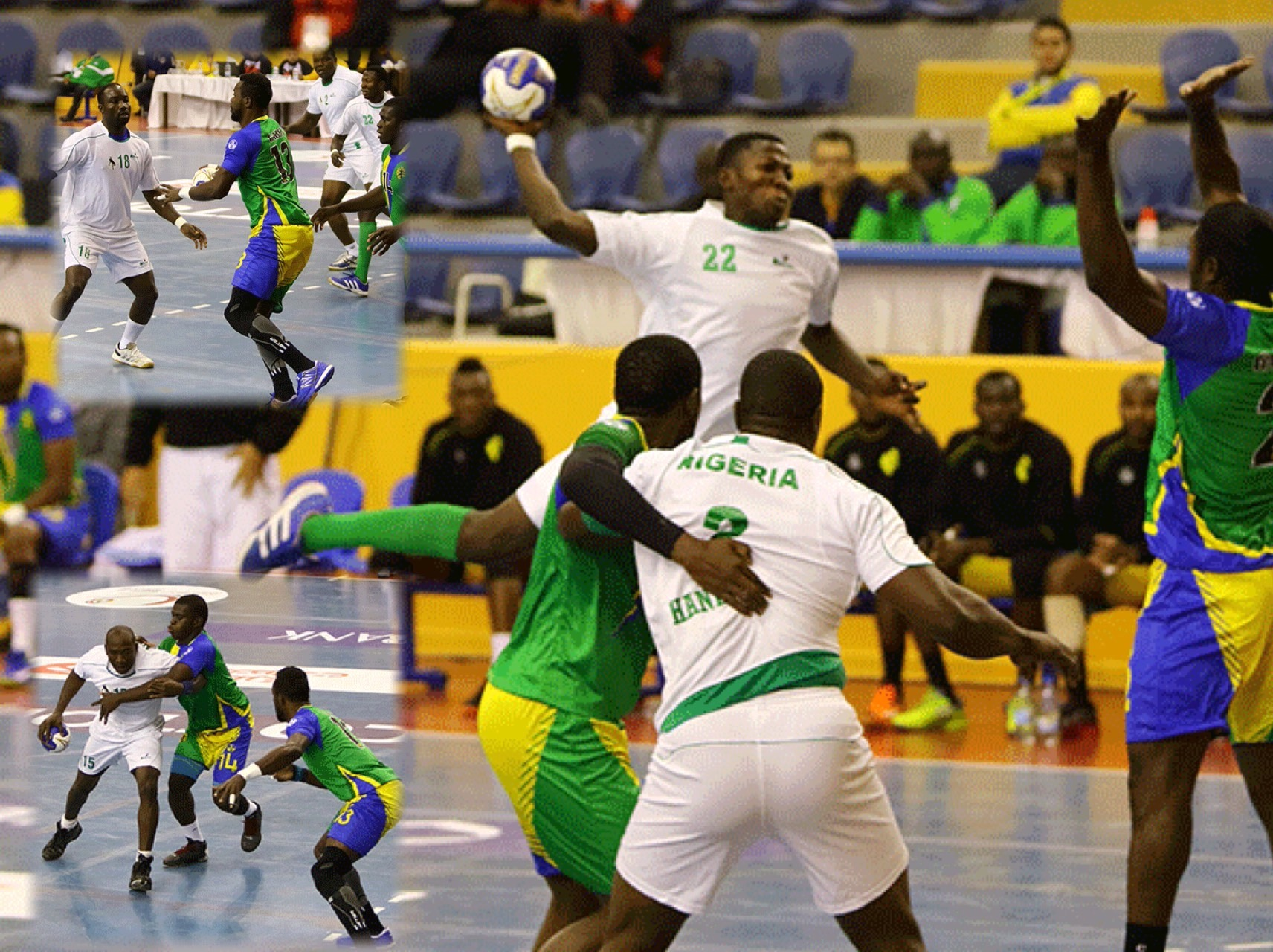 Men's Handball AFCON: Nigeria Secure First Win Against Gabon