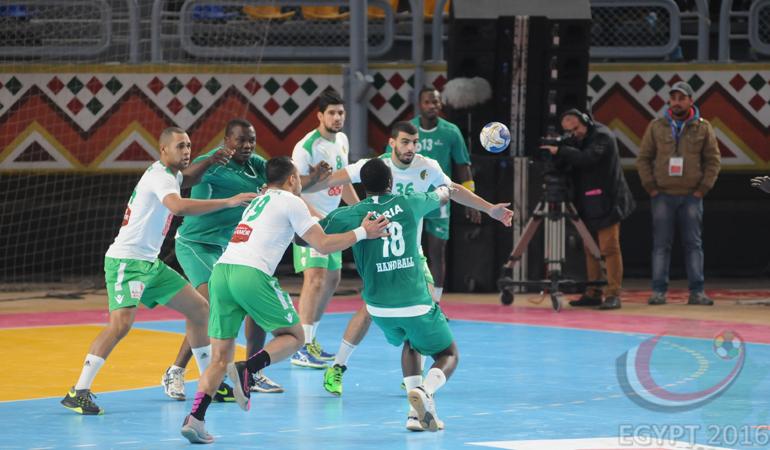 Men's Handball AFCON: Nigeria Lose To Algeria, Crash Out Of Rio Olympics Race