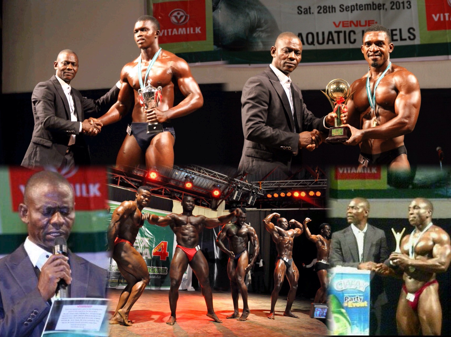 Okolie-Odene: Bodybuilding Is A Complete Sport, Nigerian Bodybuilders Will Rule The World