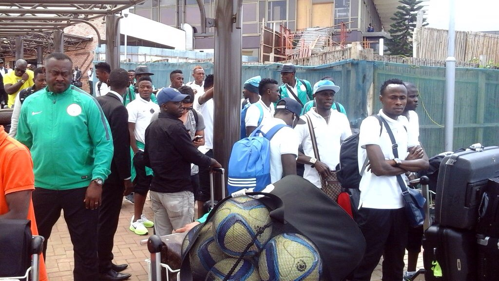 Home Eagles: Oliseh Prevented Hunger From Killing Us