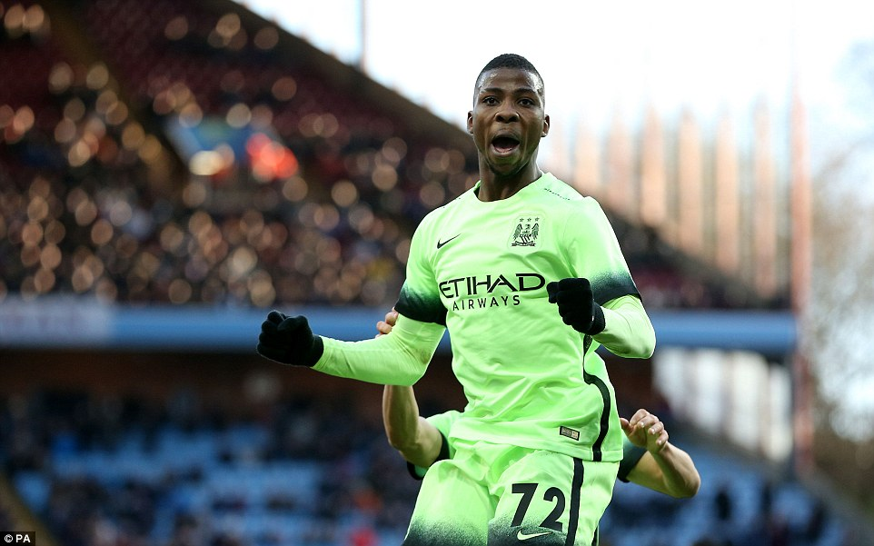 FIFA Applauds Iheanacho's Hat Trick Feat Against Villa