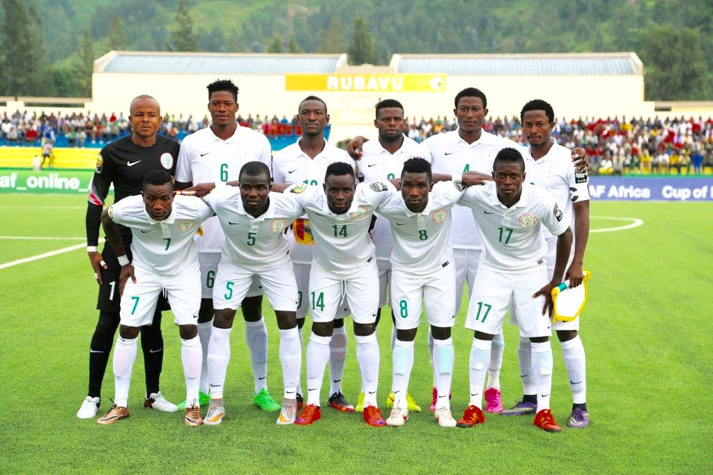 Super Eagles Move Up In FIFA Rankings