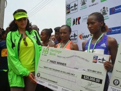 IAAF Renews Okpekpe Road Race Bronze Label Status
