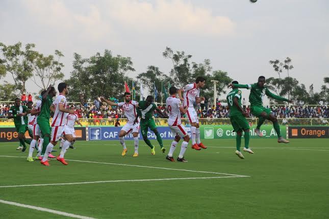 Amuneke Hails Eagles For Tunisia Draw, Alerts Guinea'll Be Tough Too