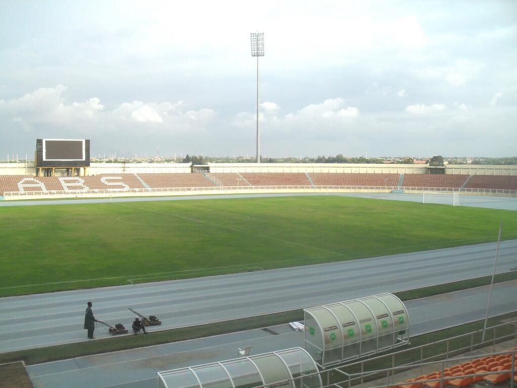 NFF To Inspect Kaduna Stadium For Eagles, Egypt Clash