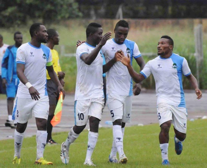 Confed Cup: Nasarawa Utd Walk Tight Rope After Narrow Home Win