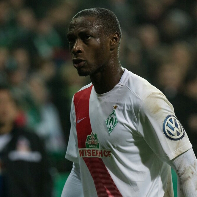 Ujah Proud As Werder Bremen Reach Cup Semis