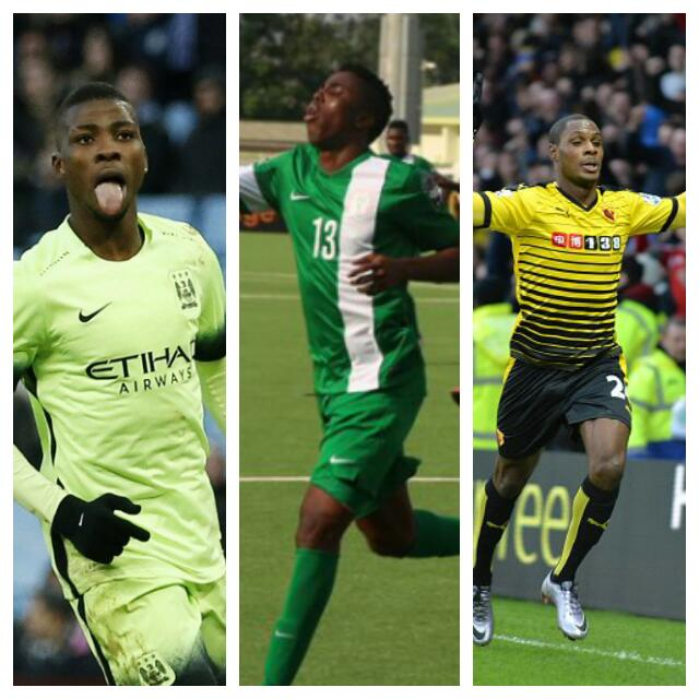 Chikatara, Ighalo, Iheanacho Up For Complete Sports Player Of The Month