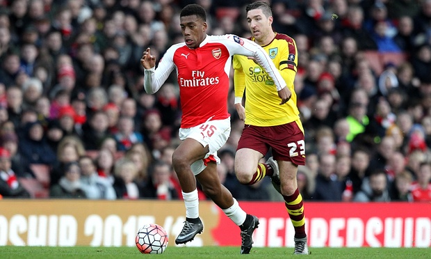 "Wenger: ""Clever"" Iwobi Should Play For England, Not Nigeria"