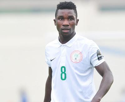 Eagles' Ifeanyi Matthew Dumps El-Kanemi For Kano Pillars