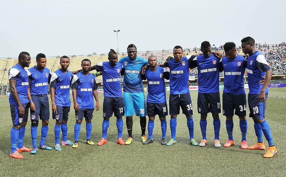 Akwa United Crash Out Of CAF Confed Cup