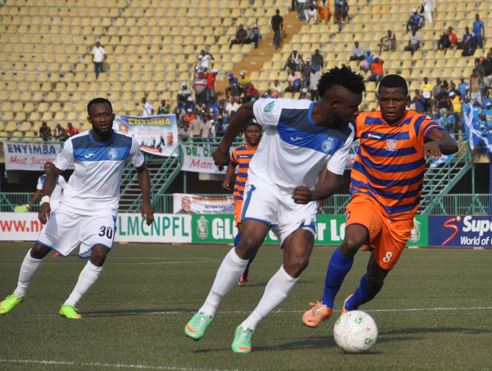 Image result for NPFL: Rangers face Enyimba, MFM FC tackle Nasarawa Utd