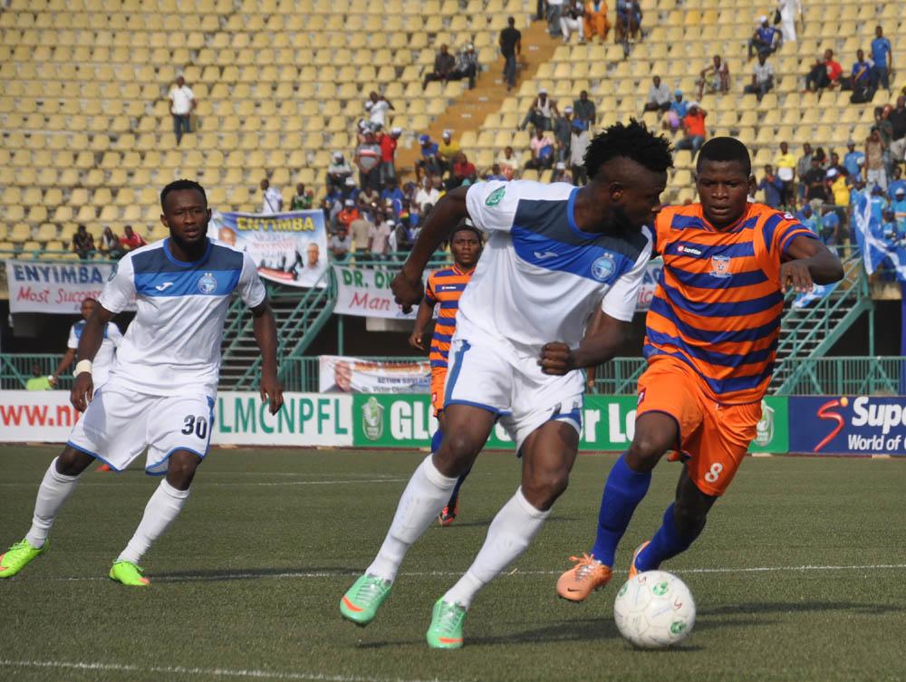 BIG NPFL KICK-OFF: Enyimba Face Rivers United; Rangers, Pillars Light Up Kano