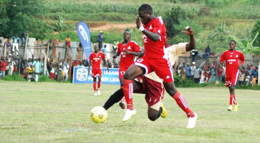 CAF CL: Vipers Face Injury Crisis Ahead Of Enyimba Clash