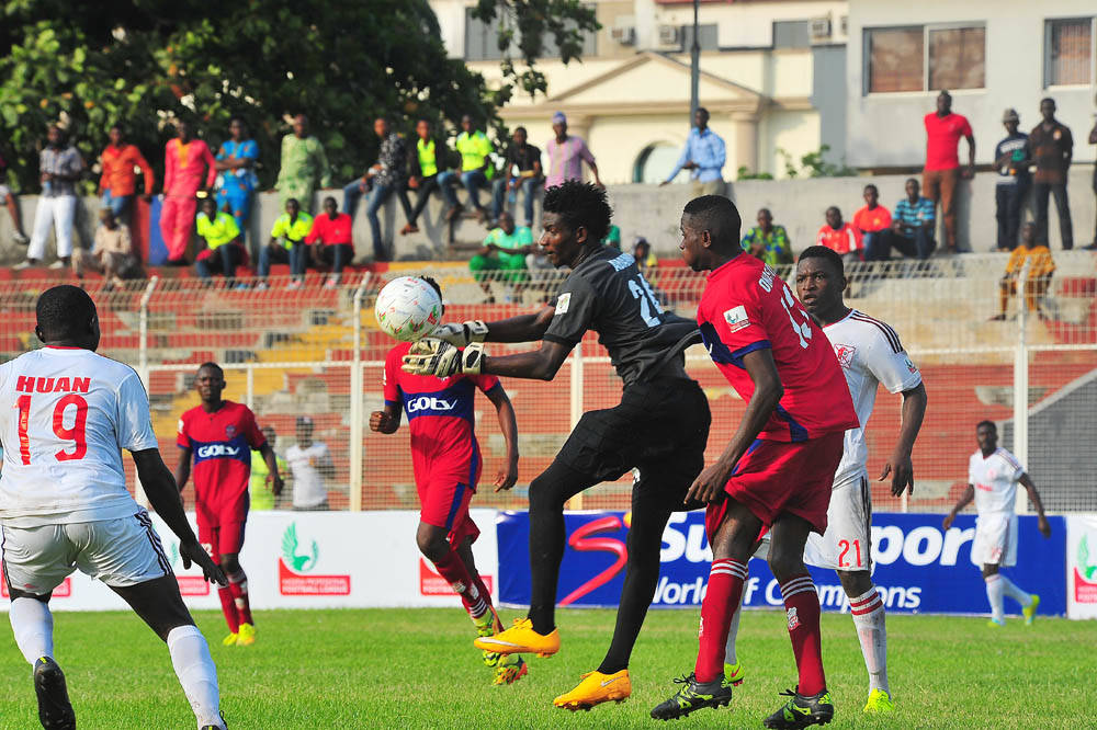 Rivers United Shock Enyimba As Pillars Edge Rangers, MFM Win