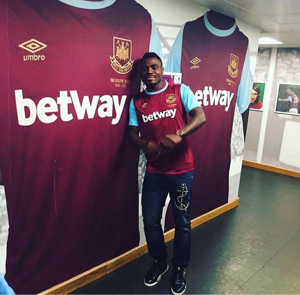 Onazi: Emenike Will Score Many Goals For West Ham