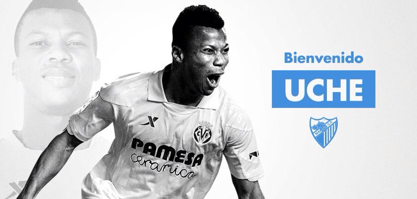 Ike Uche Joins Malaga On Loan From Tigres