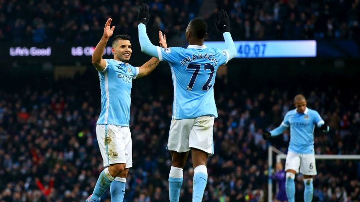 Aguero Beats Iheanacho To Man City January Award