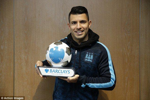 Aguero, Koeman Win Premier League January Awards